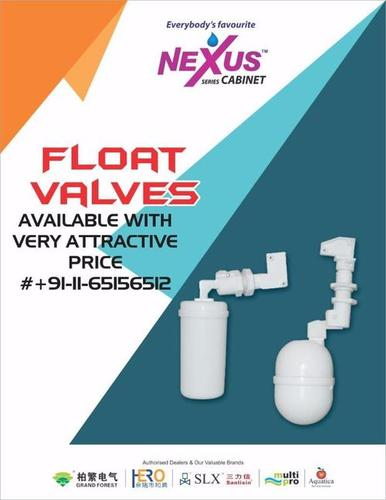 Nexus Float Walve