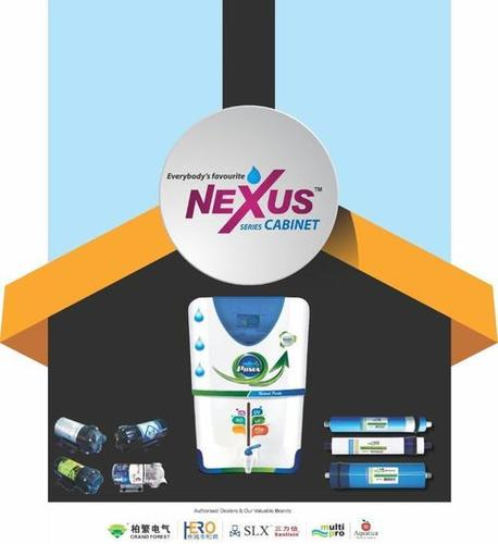 Nexus RO Pumps & Membranes