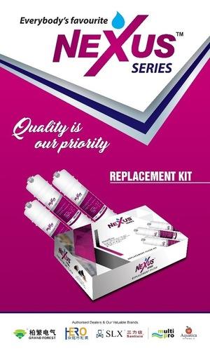 Nexus RO Membrane Replacement Kit