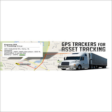 GPS Asset Tracking System