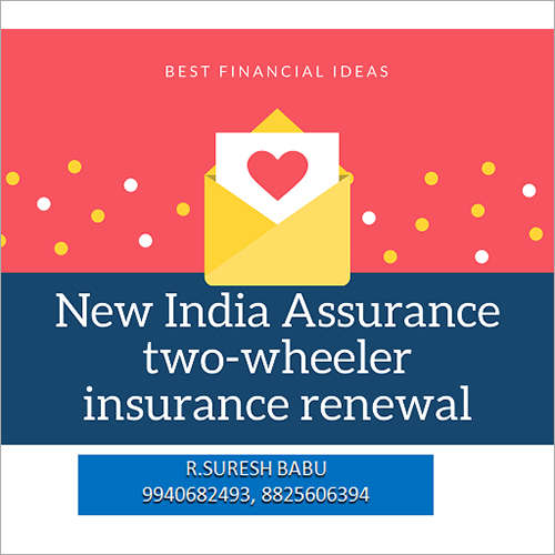 New India Assurance Two Wheeler Insurance