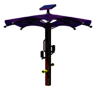 AIR RIDER & SOTADING WHEEL OUTDOOR