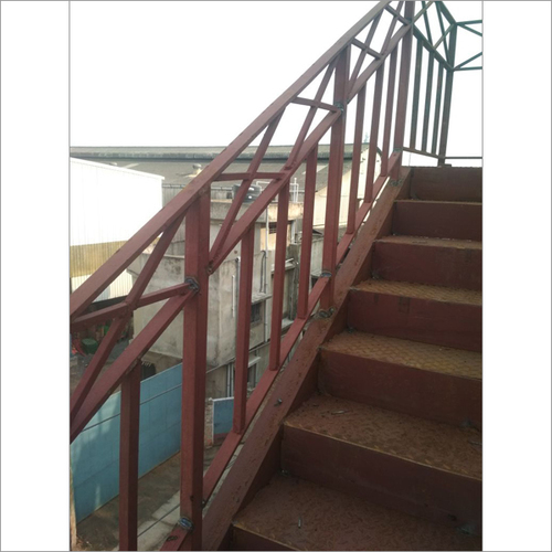 Fire Exit Stair Case