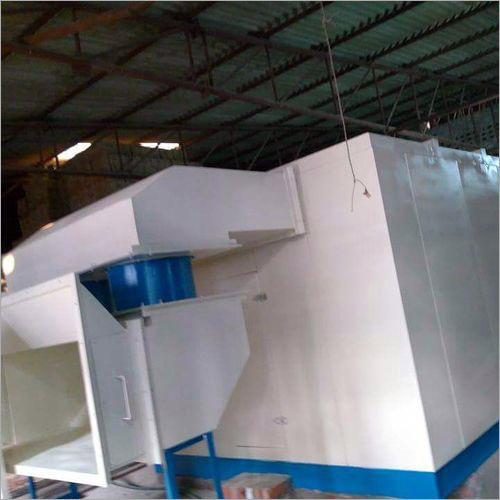 Sound Proof CNG Generator Canopy