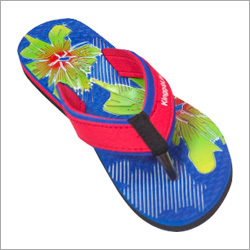 Ladies Printed Flip Flop