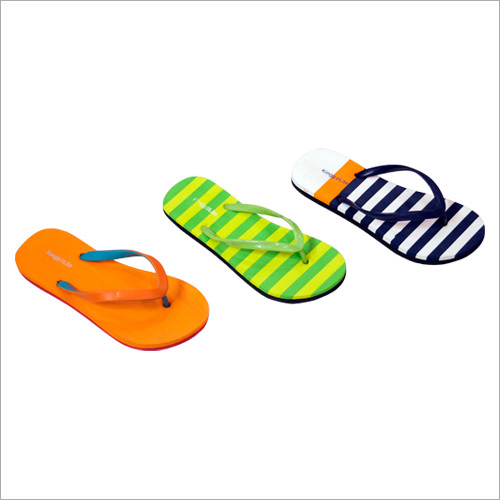 Ladies PVC Strip Flip Flop