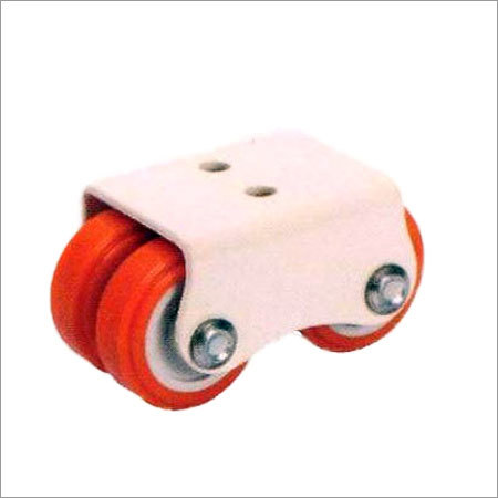 Four Plastic Caster Wheel