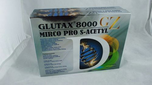 Glutathione 8000gz Micro Pro S-Acetyl - Glutathione Injections