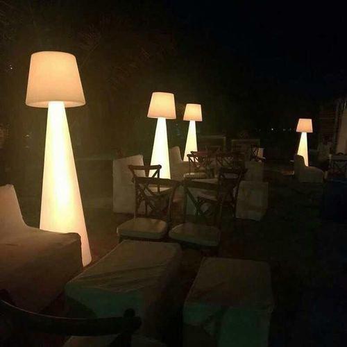 Neon Lampshades