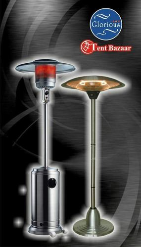 Sliver Outdoor Propane Patio Heaters