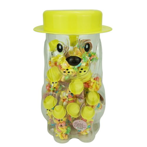 Dog Candy Jar