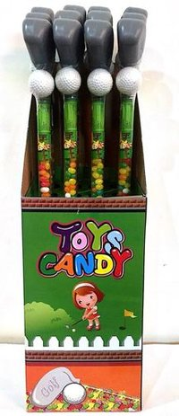 Golf Candy Toy