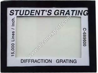 Student Diffraction Grating