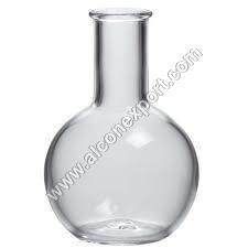 Flask Flat Bottom