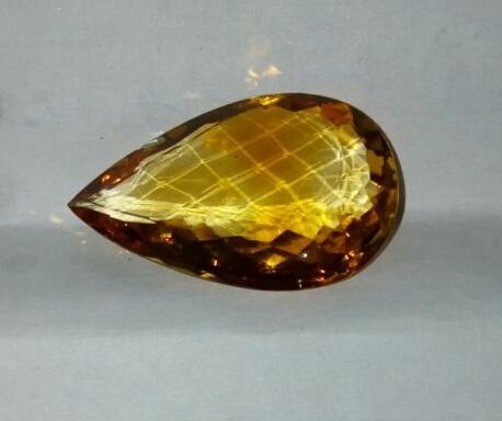 Citrine Cut Stone