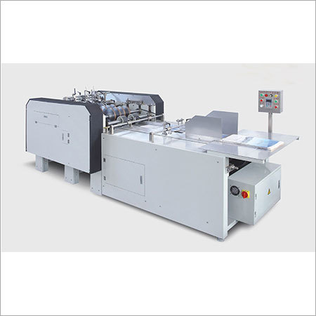 CMBF-600 paper bag bottom folding machine
