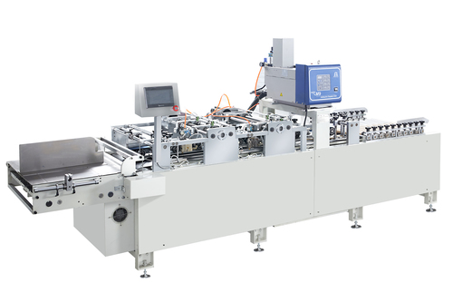 CMBS-500 paper bag bottom sealing machine