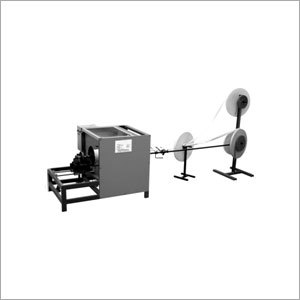 CMTR-10 PAPER ROPE TWISTING MACHINE