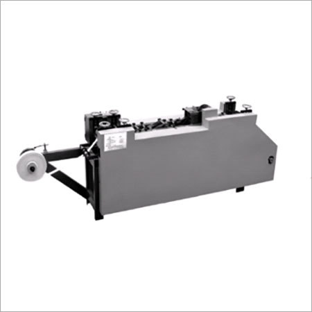 CMBR-30 FLAT PAPER ROPE TWISTING MACHINE