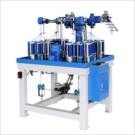 GB-16A04S BRAIDING ROPE MACHINE