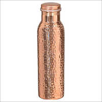 Hammered Bottle