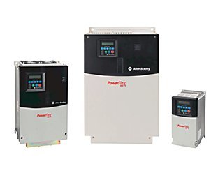 PowerFlex 400,(22C-D6P0F103) Fan & Pump Drive. 480 VAC, 3 PH. 6 Amps. 3 HP