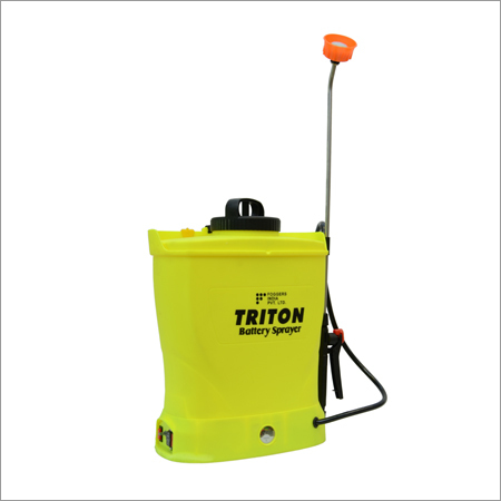 Battery Operated Sprayer Triton
