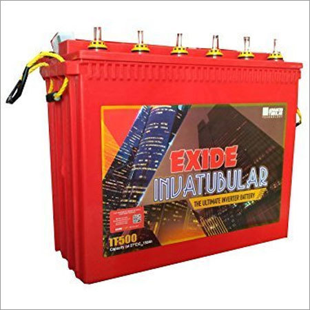 EXIDE IT500 Inverter Batteries