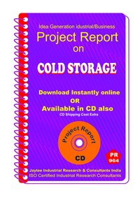 Cold Storage ll Manufacturing Project Report eBook