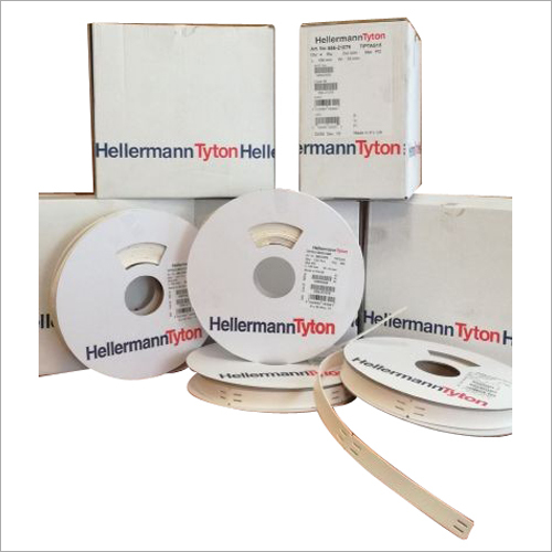 HellermannTyton TIPTAG15X100WH-PO-WH, 556-21079, 55621079 Cable Marker