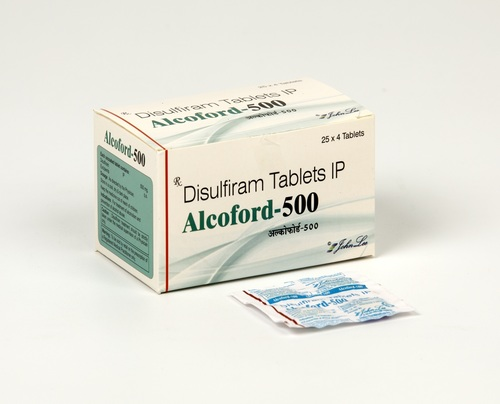 Disulfiram 500 Mg Tablets