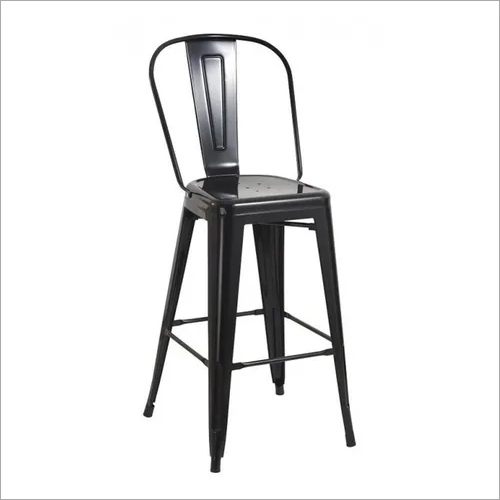Bench stool Tolix Pauchard Backrest - High Impact