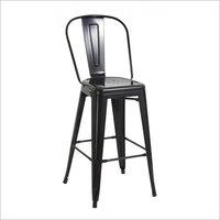 Bench stool Tolix Pauchard Backrest - High Impact
