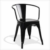 Tolix Black Chair