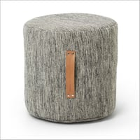 Puff Stool Lightgrey