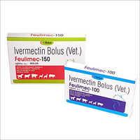 Feulimec 100 & 150 Ivermectin Bolus