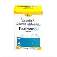 Feulimox SB Amoxicillin Sulbactam Injection