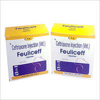 Feuliceff Ceftriaxone Injection