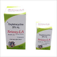 Oxytetracycline 20% Veterinary Injection