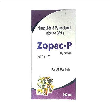 Nimesulide Paracetamol Injection IP