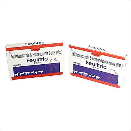 Feulitric Triclabendazole Fenbendazole Bolus