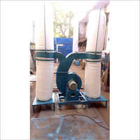 Double Bag Dust Collector Machine