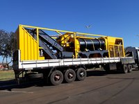 Containerized Asphalt Drum Mix Plant