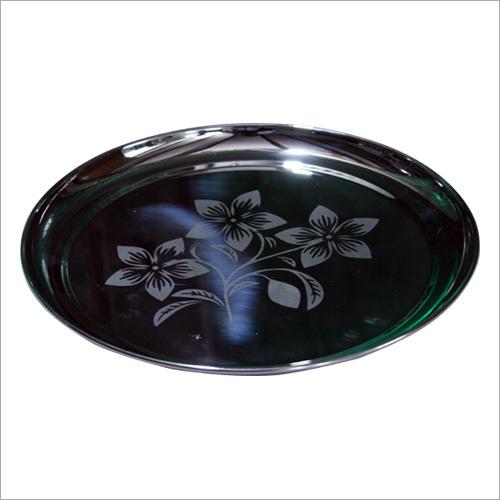 SS Plate(Rajbhog)