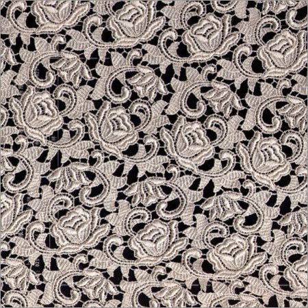 Water Soluble Cotton Lace