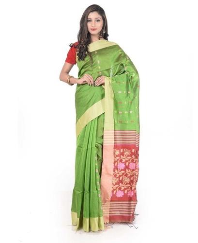 Women Handloom Cotton Saree