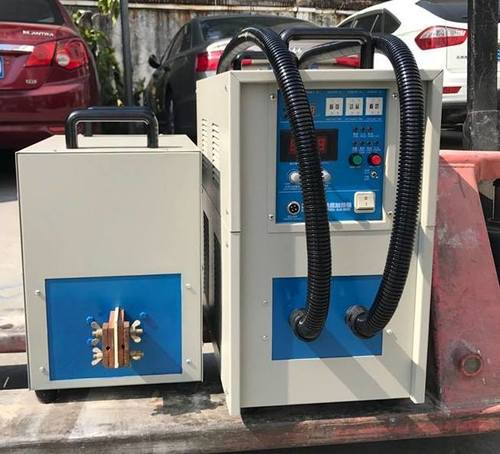 HIGH FREQUENCY INDUCTION HEATING MACHINE MT 60