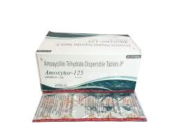 Amoxicillin Trihydrate-125