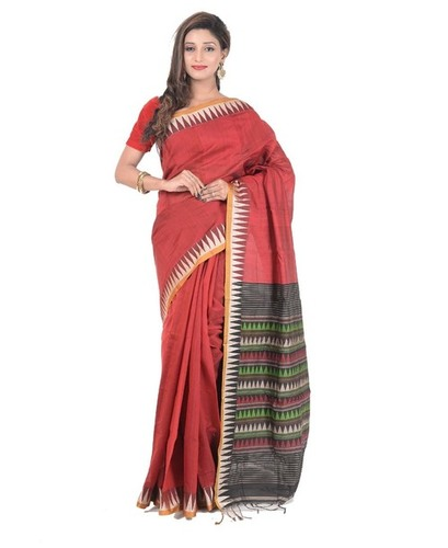 Pochampally Handloom Cotton Saree