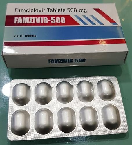 Famciclovir Tablets 500 mg